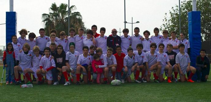 2015 abril Alevines e Infantiles en Valencia AP
