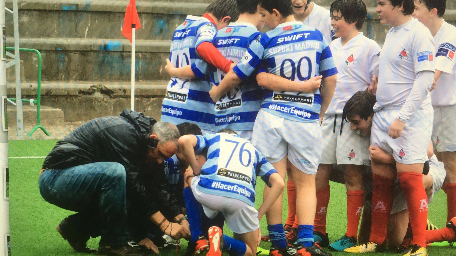 rugby valores