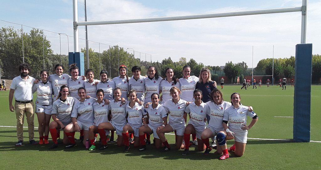 Arquitectura rugby Femenino