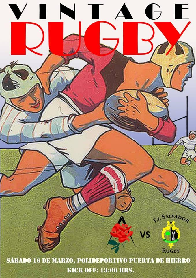 rugby vintage