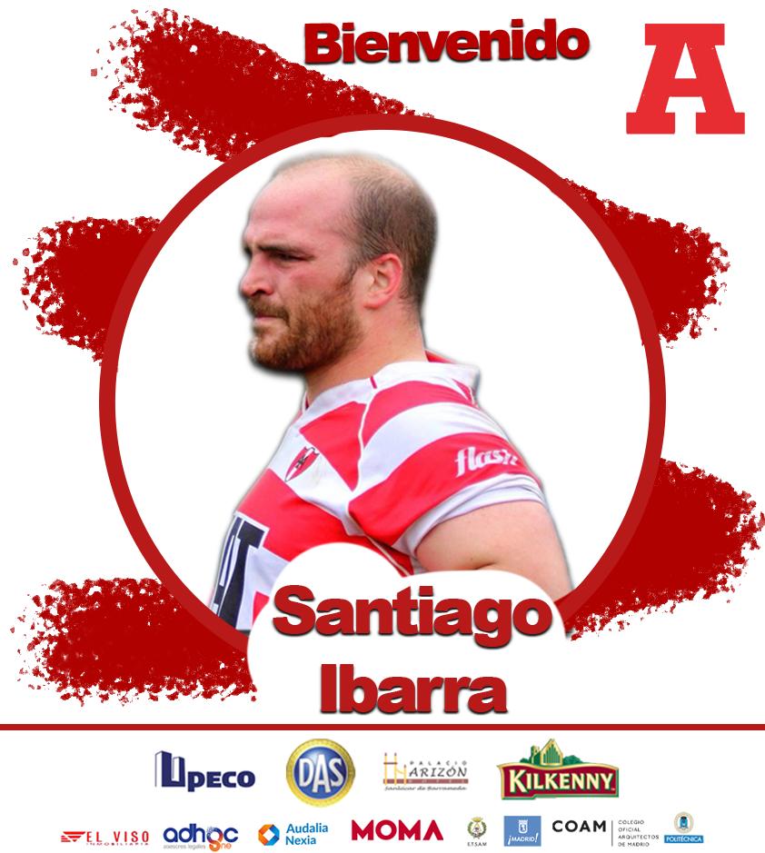 rugby santiago Ibarra