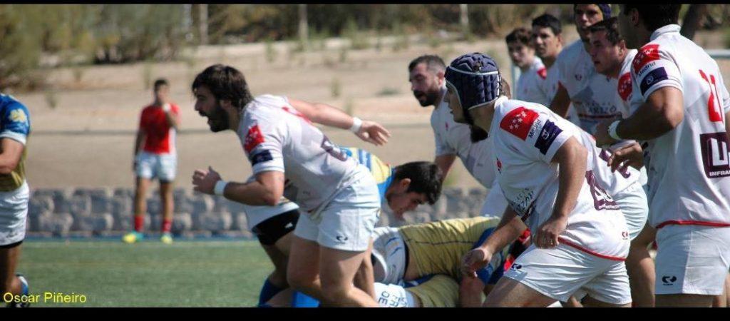 pretemporada rugby partido