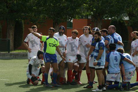 Fotos partidos de rugby Arquitectura B vs San Isidro
