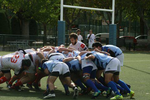 Fotos del partido de rugby C.A.R. Cáceres vs Arquitectura A
