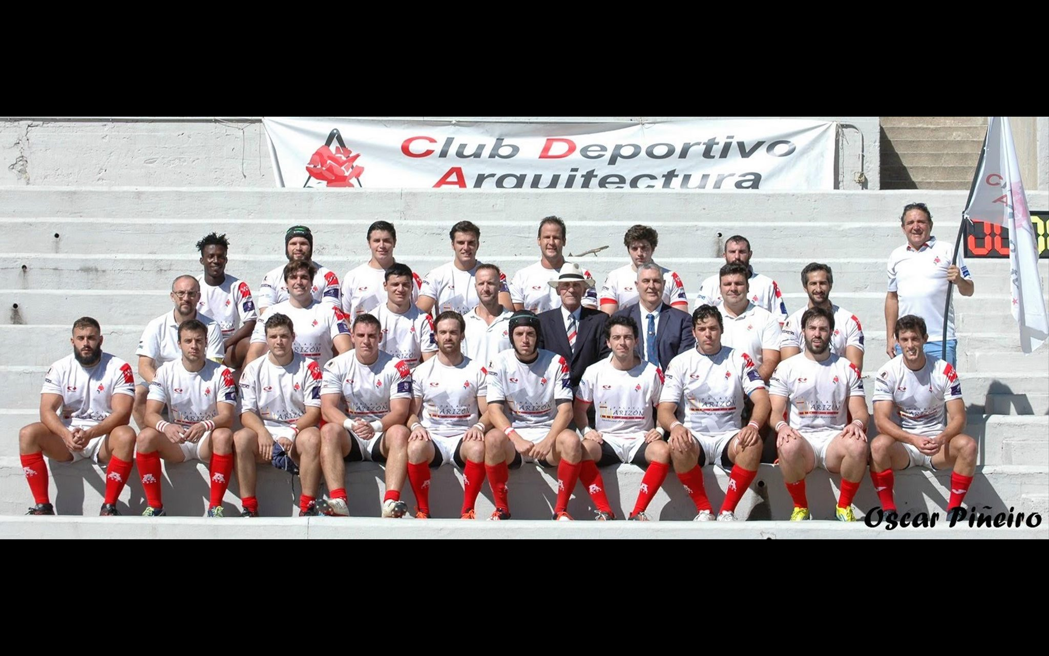 arquitectura rugby primer equipo