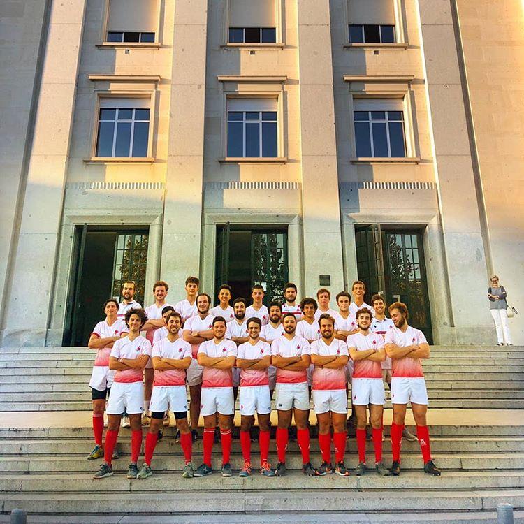rugby universitario arquitectura
