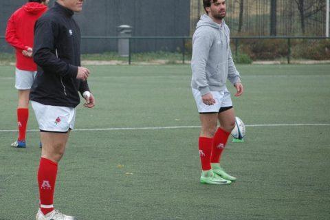 Fotos partidos de rugby del 1 de diciembre