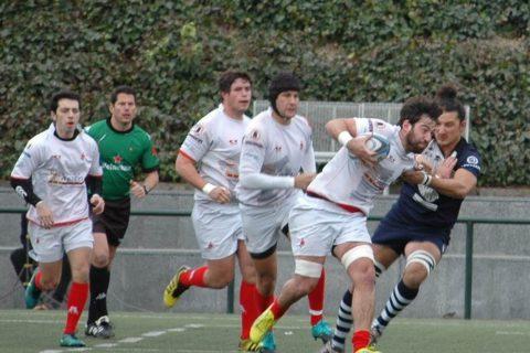 Fotos partidos de rugby CD ARQUITECTURA vs ANDALUCIA BULLS MARBELLA RC