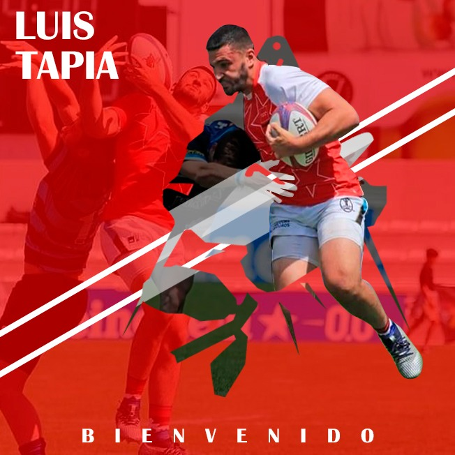 luis tapia arquitectura rugby