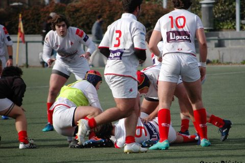 Fotos del partido CD Arquitectura vs Pozuelo Rugby Unión