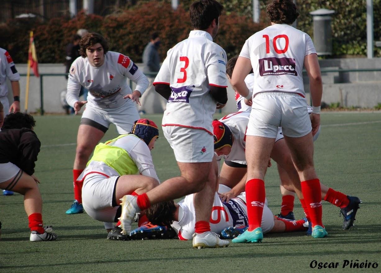CD Arquitectura vs Pozuelo Rugby Unión