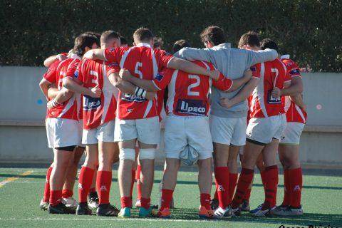 Fotos del partido Club de Rugby Mairena vs CD Arquitectura